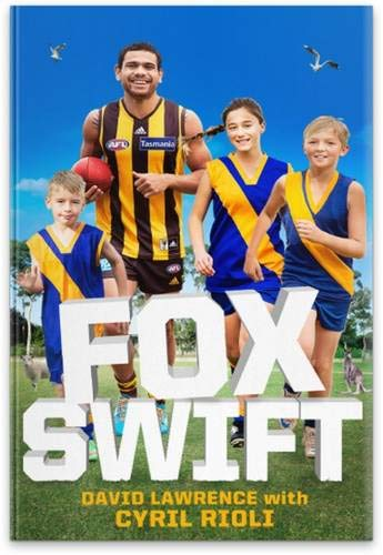 Fox Swift and the Golden Boot By David Lawrence