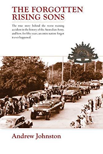 The Forgotten Rising Sons By Andrew Johnston (University of Sheffiled UK)