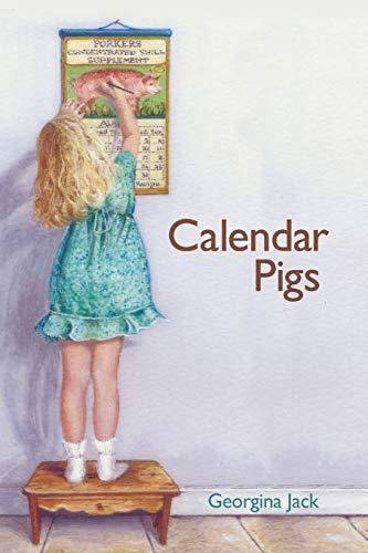 Calendar Pigs By Georgina Jack