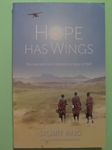 Hope Has Wings By Stuart Sendall-King