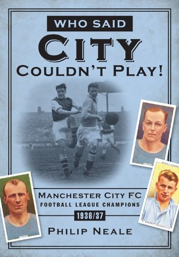 'Who Said City Couldn't Play!' By Philip Michael Neale