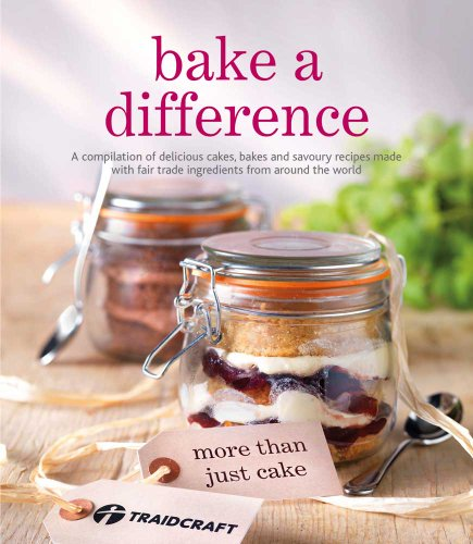 Bake a Diffrence By Bee Rawlinson