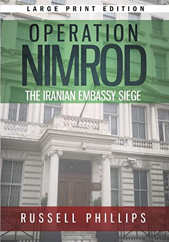 Operation Nimrod (Large Print) By Russell Phillips