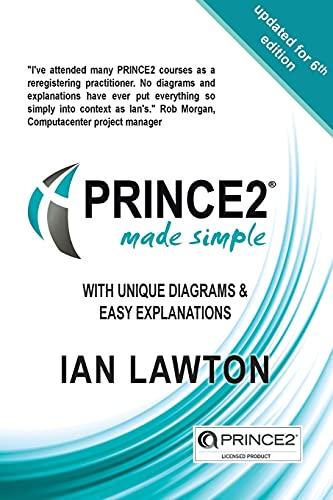 PRINCE2 Made Simple By Ian Lawton