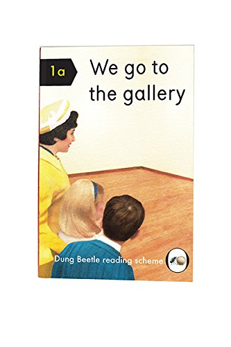 We Go To The Gallery By M. Elia