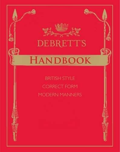 Debrett's Handbook By Debretts