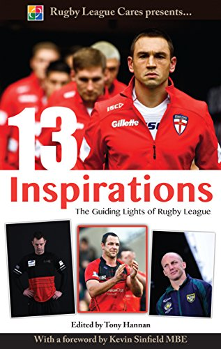 13 Inspirations By Edited by Tony Hannan