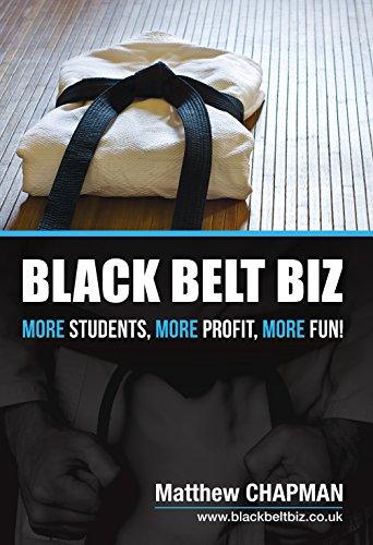 Black Belt Biz By Matthew Chapman