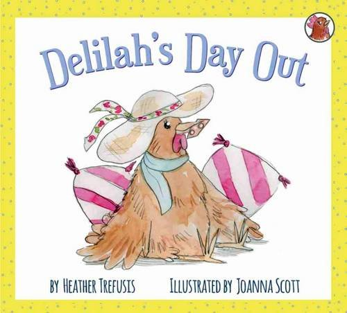 Delilah's Day Out By Heather Trefusis