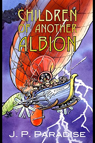 Children of Another Albion By J. P. Paradise
