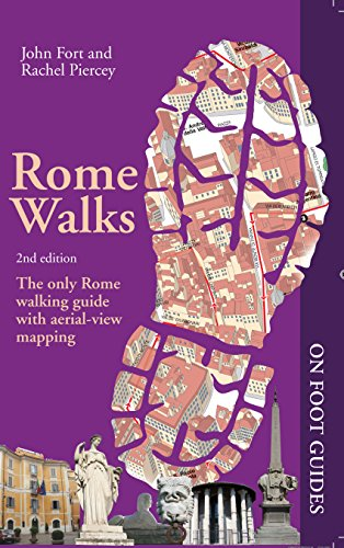 Rome Walks By John Fort