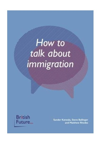 How to Talk About Immigration By Steve Ballinger