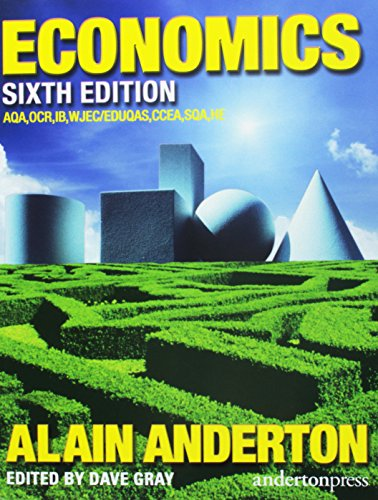 Economics by Alain Anderton