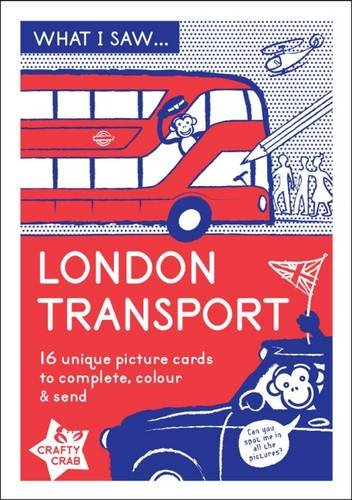 What I Saw...London Transport By Suzan Aral