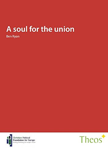 A Soul for the Union By Ben Ryan