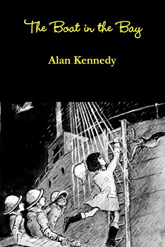 The Boat in the Bay By Alan Kennedy