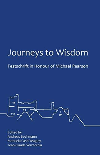 Journeys to Wisdom By Gerald Winston