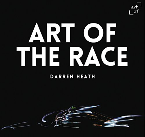Art of the Race - V14: The Formula 1 Book By Darren Heath