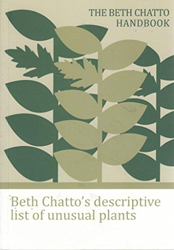 The Beth Chatto Handbook
