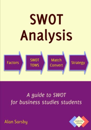 Swot Analysis By Alan Sarsby