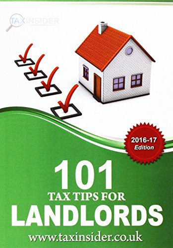 101 Tax Tips for Landlords By Jennifer Adams