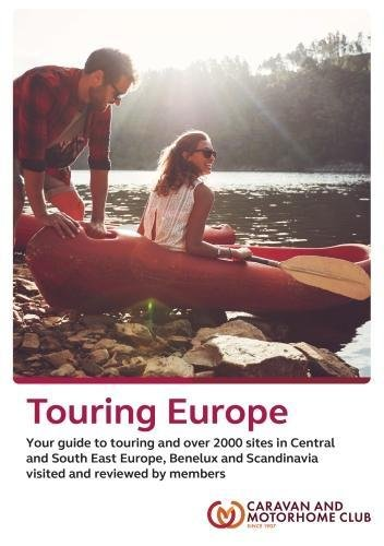 Touring Europe By Edited by Kate Walters