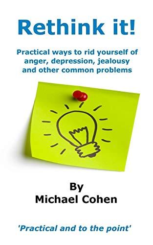 Rethink it! By Michael Cohen
