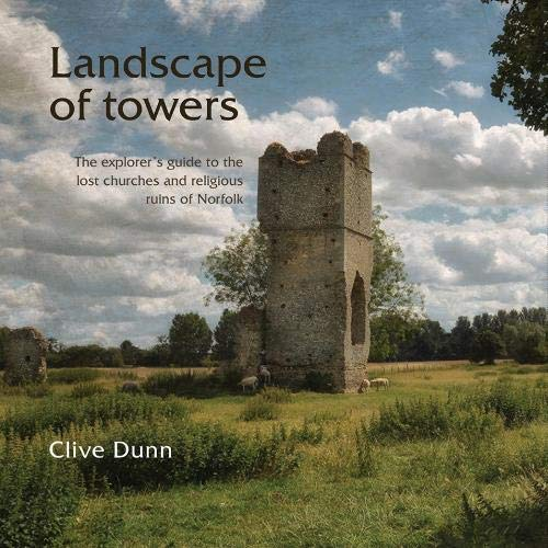Landscape of Towers By Clive Dunn