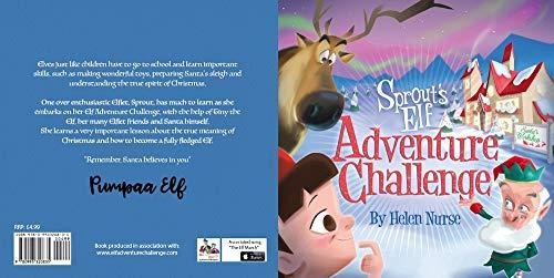 Sprout's Elf Adventure Challenge By Helen Nurse