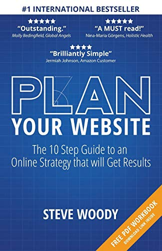PLAN Your Website By Steve Woody