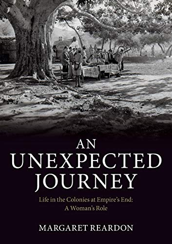 An Unexpected Journey By Margaret Reardon