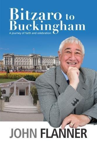Bitzaro to Buckingham By Rachel Edwards