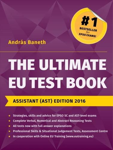 The Ultimate EU Test Book By Andras Baneth