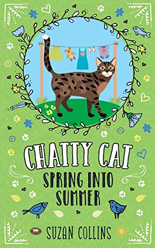 Chatty Cat By Suzan Collins