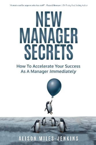 New Manager Secrets By Alison Miles-Jenkins