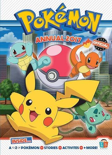 Pokemon Annual 2017 by