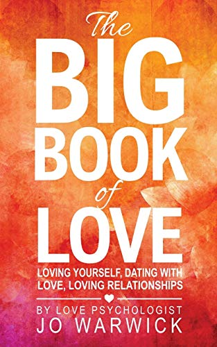 The Big Book Of Love By Jo Warwick