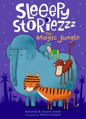 Sleeepy Storiezzz - The Magic Jungle By Amanda Jewell