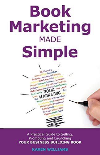 Book Marketing Made Simple By Karen Williams