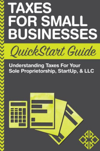 Taxes For Small Businesses QuickStart Guide By Clydebank Business