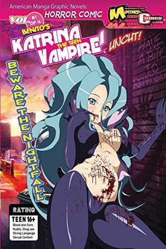 Katrina The Teen Vampire Remastered By Benito Diaz