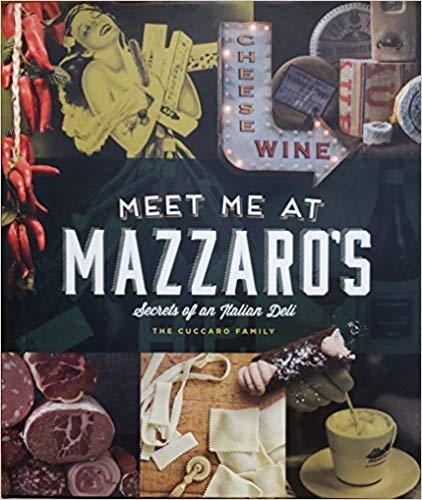Meet Me At Mazzaro's By Chris Sherman