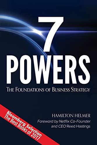 7 Powers By Hamilton Helmer