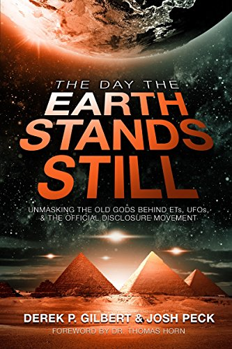 The Day the Earth Stands Still By Derek P Gilbert