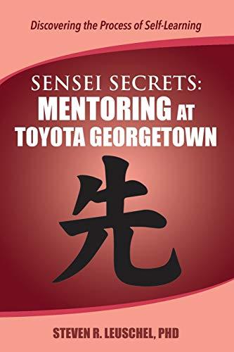 Sensei Secrets By Steven R Leuschel