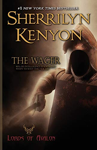 The Wager By Sherrilyn Kenyon