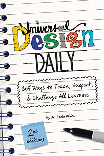 Universal Design Daily By Paula Kluth