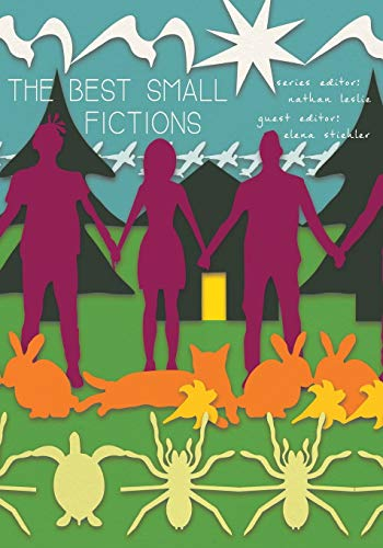 The Best Small Fictions 2020 Anthology By Nathan Leslie