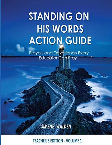 Standing on His Words Workbook By Simene' N Walden