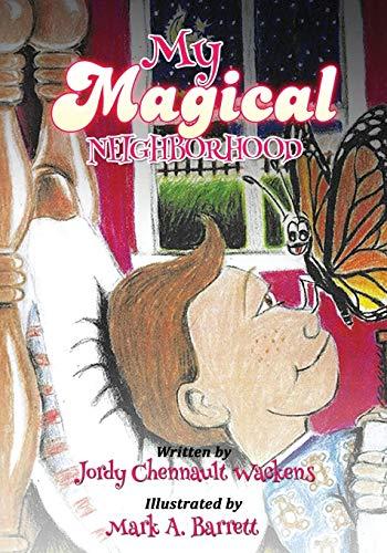 My Magical Neighborhood By Jordy Wackens